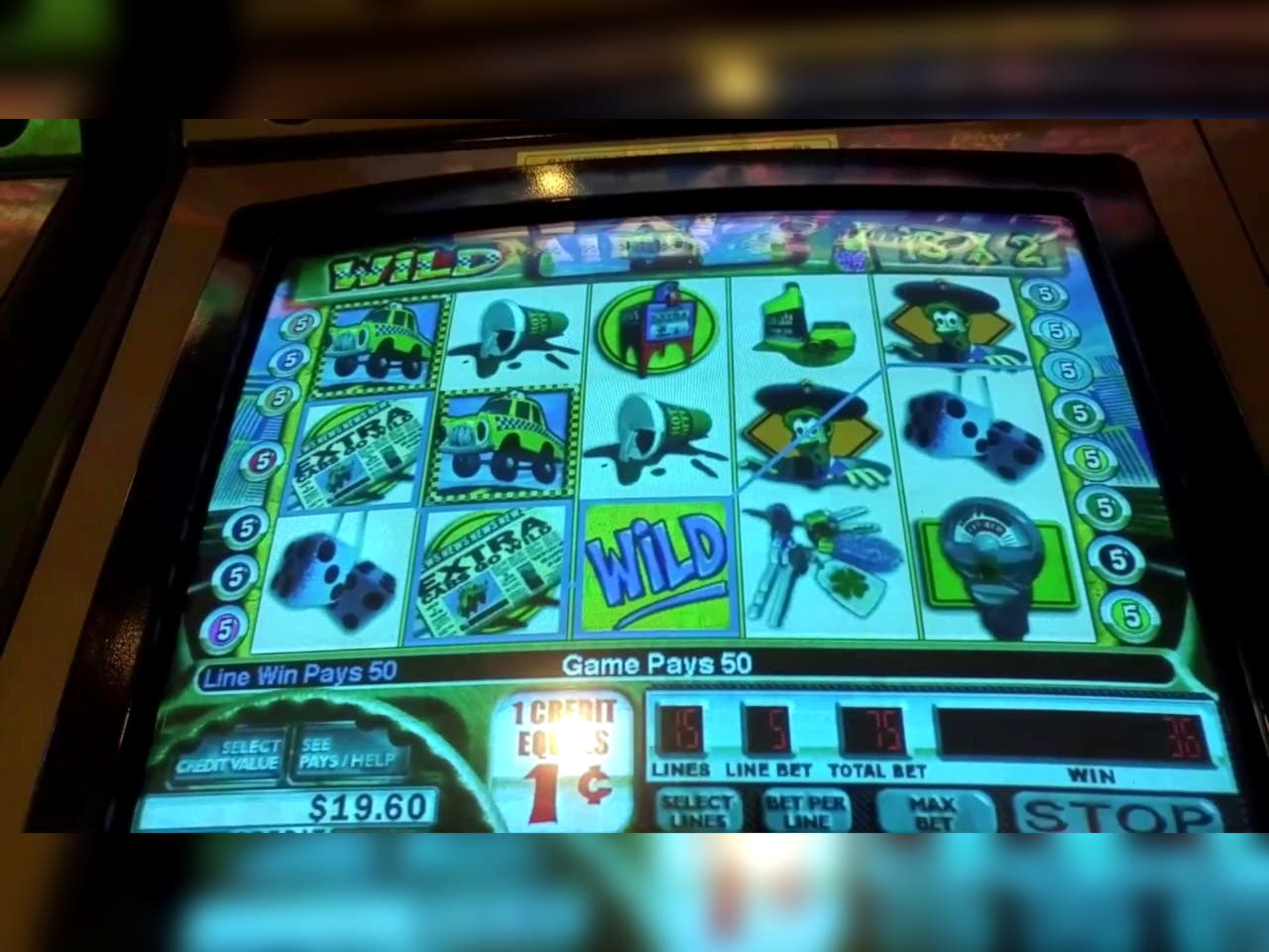 £275 casino chip at YoYo Casino