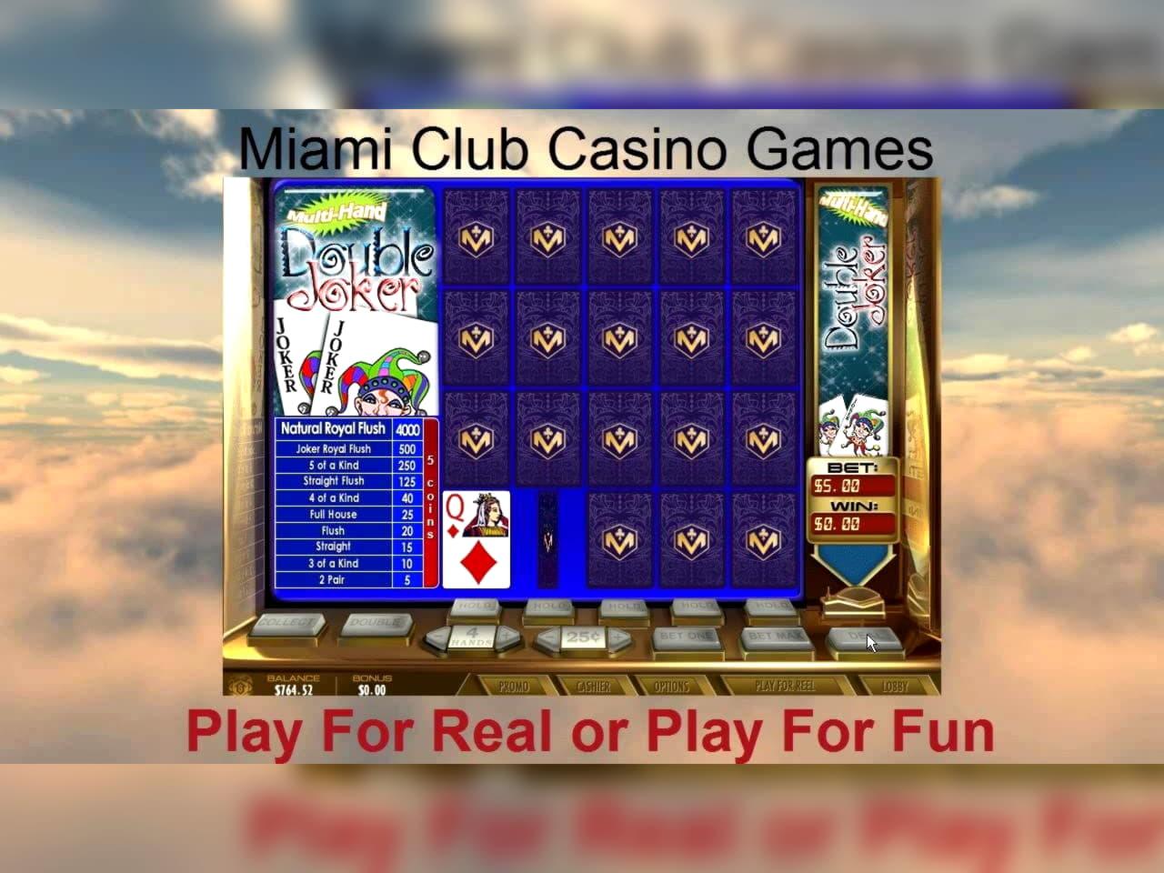 €80 Mobile freeroll slot tournament at Cadoola Casino