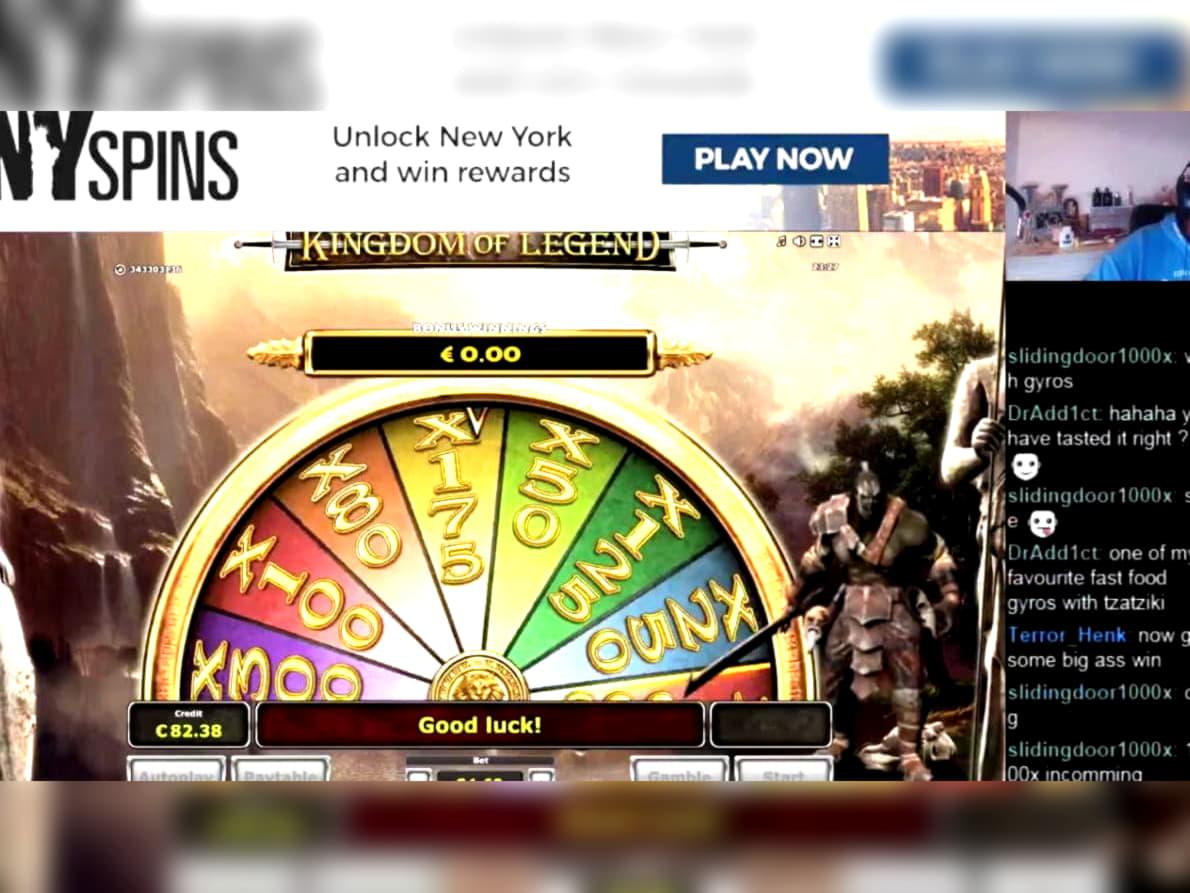815% Match bonus casino at Mrgreen Casino