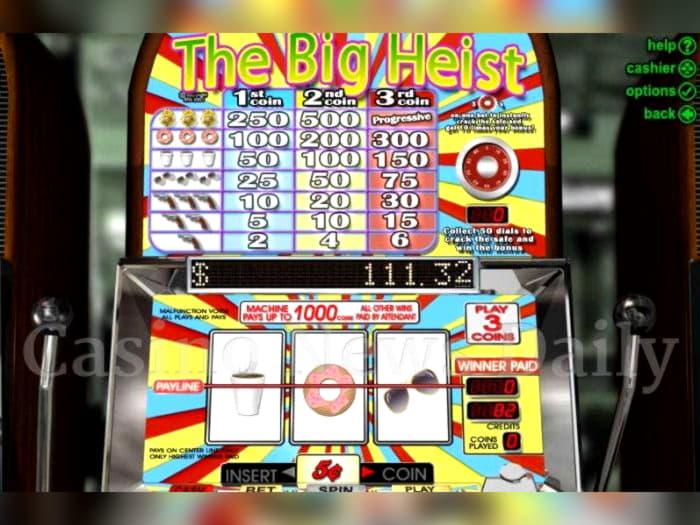 €77 Daily freeroll slot tournament at Treasure Island Jackpots Casino (Australia Casino Mirror)