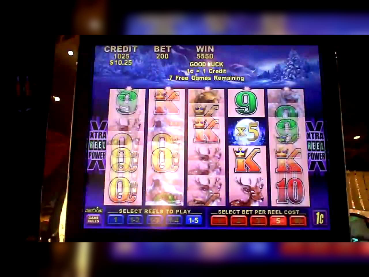 130 Free Spins no deposit casino at Mrgreen Casino