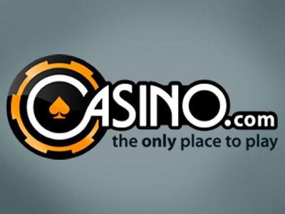 Snímek obrazovky kasina