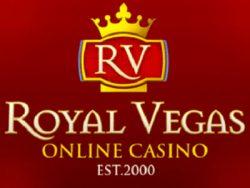 €4185 No deposit casino bonus at Royal Vegas Casino