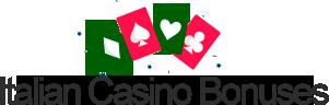 Itaalia kasiino boonused