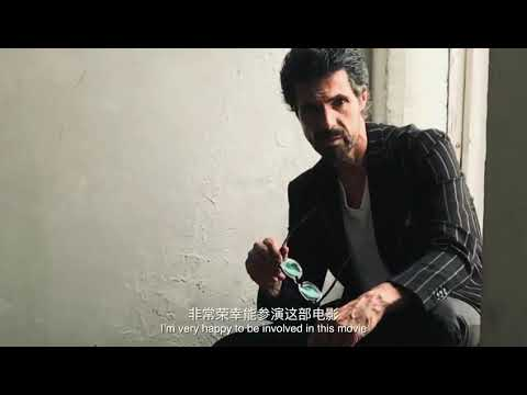 Promo 2 The Suitcase Man w/ actor Gianluca Zoppa
