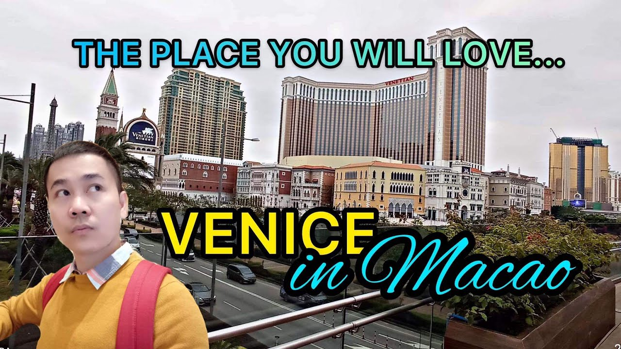 Venice in Macao