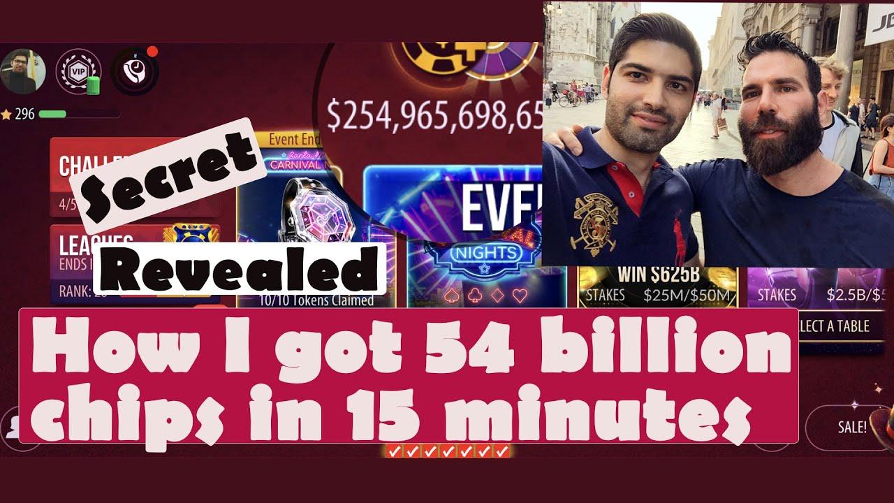 Zynga Poker: Texas Holdem - Gameplay (500M/1Billion)